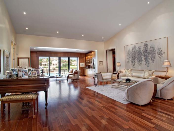 Modern Patio Home